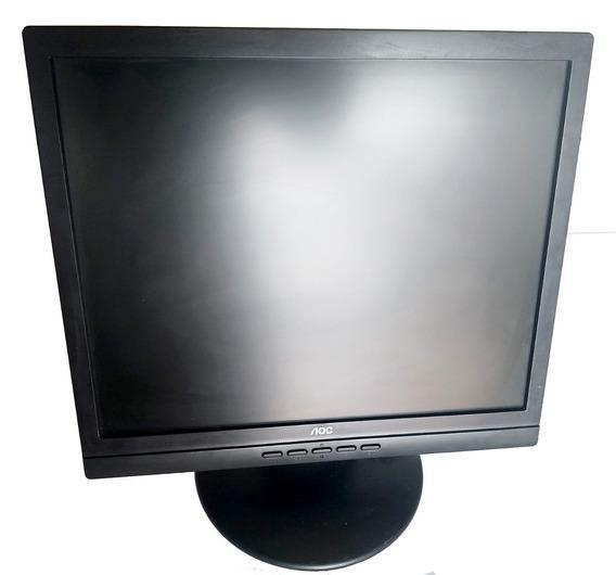 Monitor 17 Lcd Aoc 712s