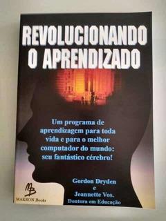 Revolucionando O Aprendizado - Livro Raro