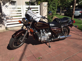 Honda Goldwing Gl 1100 1981