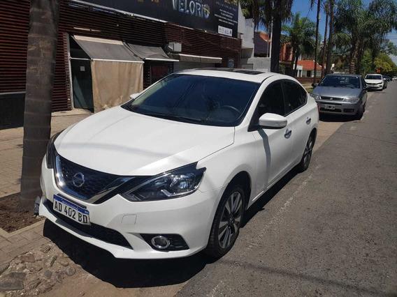 Nissan Sentra 2.0 Exclusive 2019