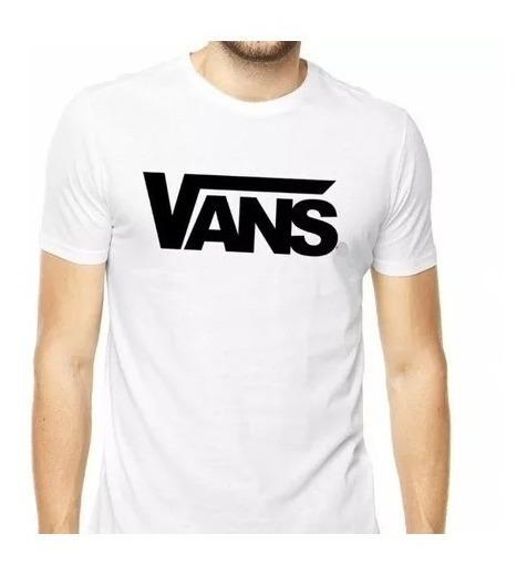 Camiseta Vans Camisa Personalizada - Mega Promoção!