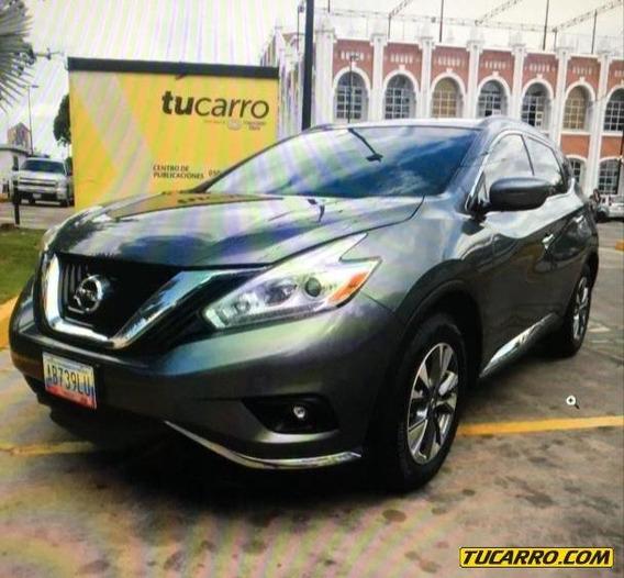 Nissan Murano Bv Awd