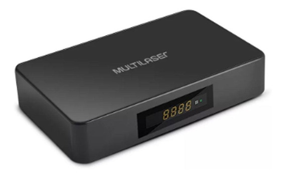 Smart Tv Box Multilaser 8gb Com Conversor Digital Hdmi Pc001