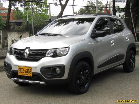 Renault Kwid Outsider 1000 Cc Mt