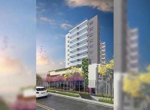 Apartamento Para Venda Em São Paulo, Sumaré, 2 Dormitórios, 1 Suíte, 2 Banheiros, 1 Vaga - Cap0869_1-1182143