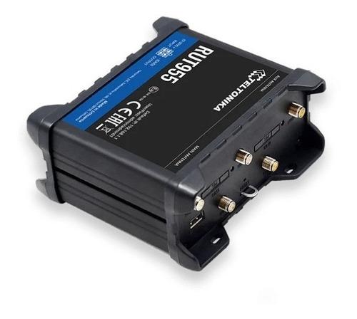 Teltonika Rut955 -roteador Industrial 4g Lte  Wifi, Dual Sim