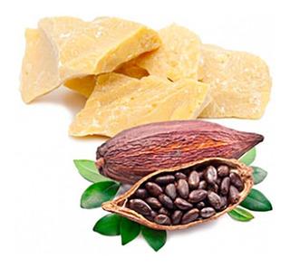 Manteiga De Cacau Pura Theobroma Cacao 1 Kg
