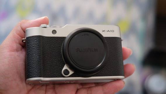 Corpo Fujifilm Xa10 - Ñ É Xm1, Xt1, Xa2, Xt10, Xe1, X100f