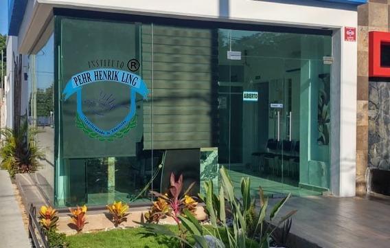 Edificio En Venta, Playa Del Carmen, Ideal Para Escuela, Clinica, Hospital O Spa