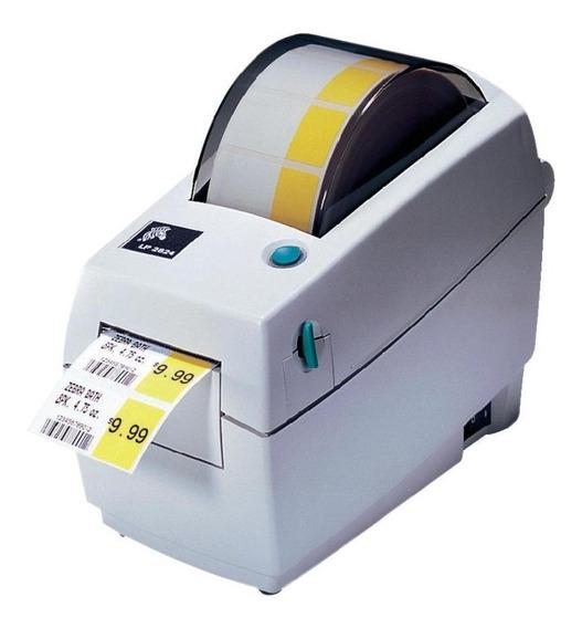 Impresora Térmica Etiquetas Códigos De Barras Zebra Lp 2428