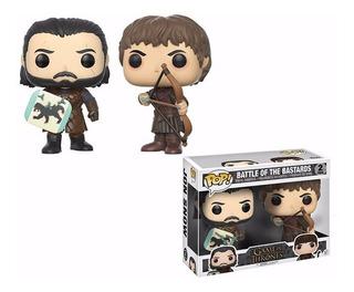 Funko Game Of Thrones Battle Of The Bastards Jon Snow Got