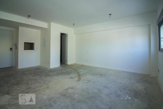 Apartamento Para Aluguel - Chácara Das Pedras, 1 Quarto, 37 - 892997745