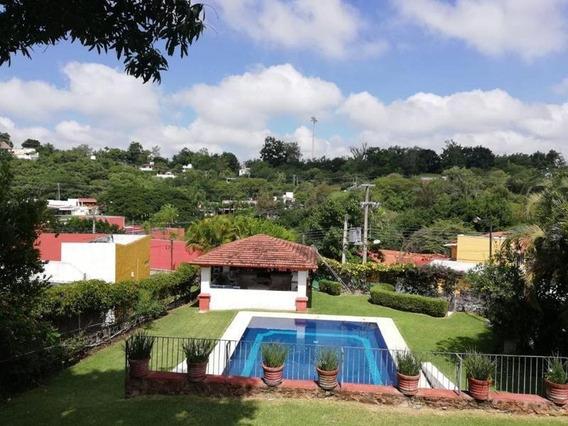 Casa En Fraccionamiento En Club De Golf Santa Fe / Xochitepec - Cwm-100-fr