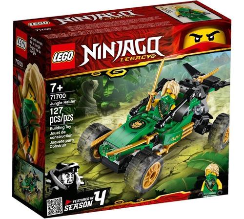 Lego Ninjago Lego 71700 127 Pzs Carro De Selva Carrito Lego