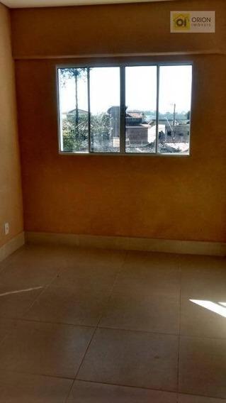 Apartamento Com 1 Dormitório Para Alugar, 37 M² Por R$ 1.000,00/mês - Quintas Do Ingaí - Santana De Parnaíba/sp - Ap0140