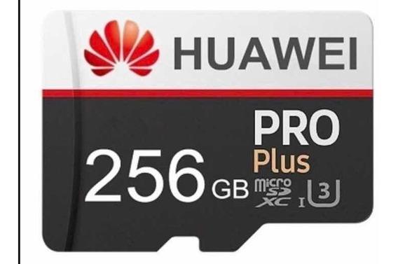 Cartão De Memória 256gb Huawei Pro Plus + Brinde Promoção