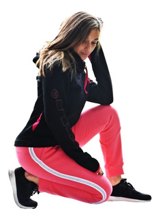 Pantalon Joggings Mujer Gym Art 1550