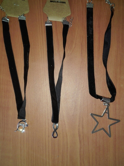 Choker Collar Gargantilla X40 Souvenir