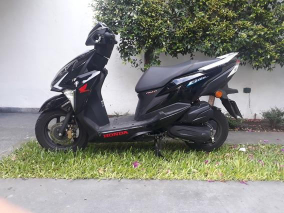 Moto Honda Elite 125cc