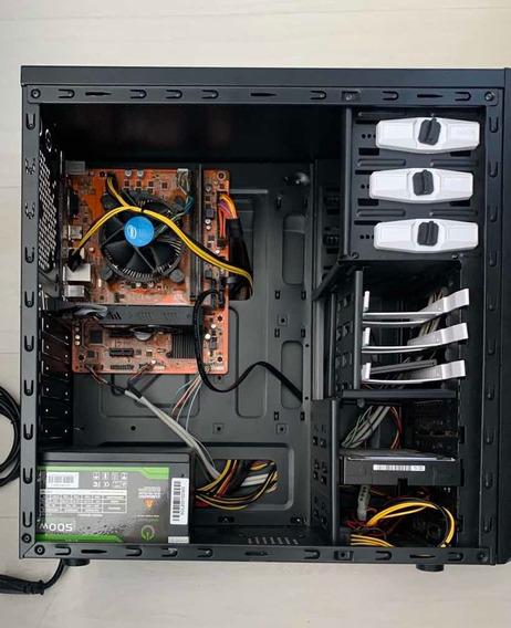 Pc Gamer Core I5 7400 8gb Ssd 240gb Hd 1tb Gt730