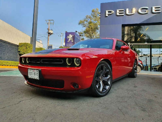 Dodge Challenger 2p Dual Stripes V6/3.6 Aut