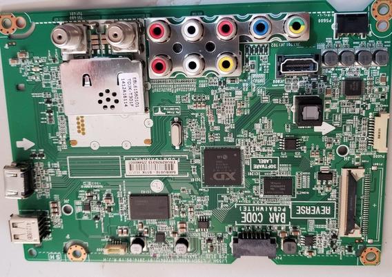 Placa Tv Lg 49 49lf5500 Retirada De Tela Quebrada