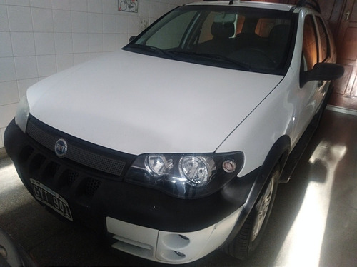 Fiat Palio 2008 1.8 Adventure Locker