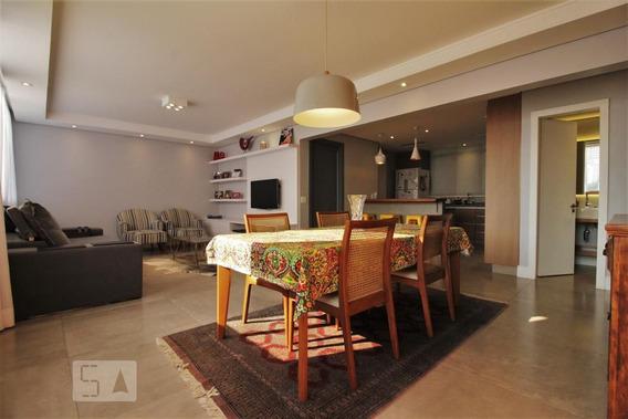 Apartamento No 7º Andar Com 3 Dormitórios E 2 Garagens - Id: 892963388 - 263388