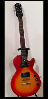 Se Vende Guitarra Eléctrica Les Paul Special EpiPhone
