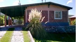 Cabañas La Cita Valle Del Sol Potrerillos Mendoza Alquiler
