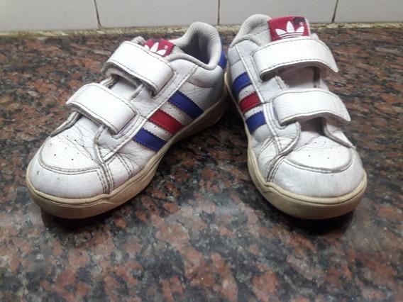 Zapatillas Cuero Nena