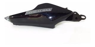 Cacha Bajo Asiento Derecho Negro Yamaha Fz 16 Orig Calc Gris