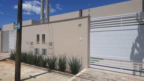 Casa Nova Lado Praia Com 2 Dormitórios/suite Em Itanhaém-sp