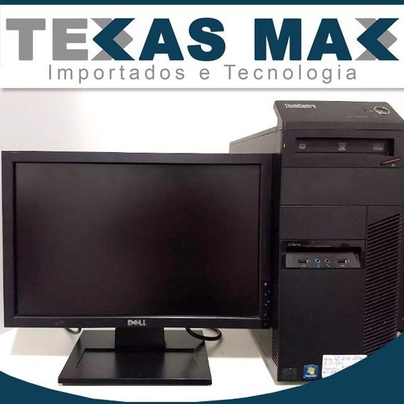 Computador Core I3+monitor +teclado+mause Hd 500 Monitor 15