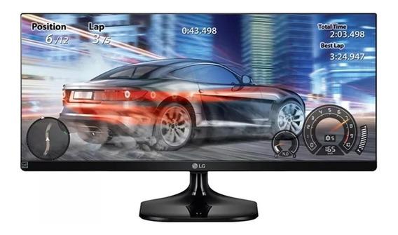 Monitor Gamer Lg 25um58 Led Hdmi Ips Full Hd Vesa