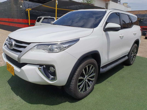 Toyota Fortuner Sw4 4x2 At 2018 2.7cc Gasolina
