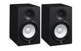 Yamaha Hs7 Negro Monitor De Estudio ( Por Par) E/gratis Msi