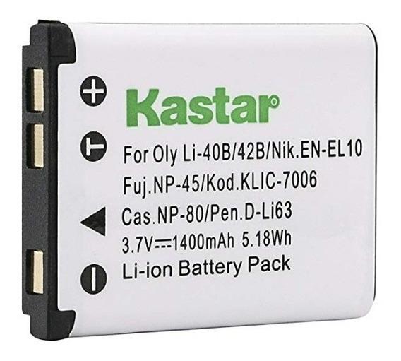 Bateria N45 Para Fuji Finepix S610 / Xp10 / J10 / J100...