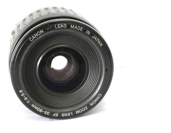 Lente Canon Ef 35-80mm 4-5.6 Imagem Embaçada