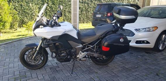 Moto Versys 1000 - Maravilhosa - Com Baús E Acessórios