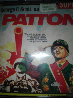 Pelicula Super 8 Mm Patton
