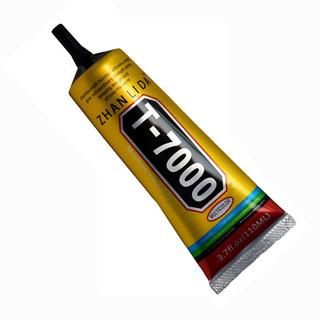 Pegamento Adhesivo Touch T7000 110ml Negro Multiusos