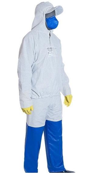 Conjunto Para Detetização Proteção Quimica Epi