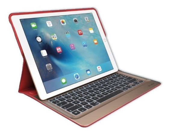 Teclado Case Logitech Create Folio Apple iPad Pro 12,9 Nf-e