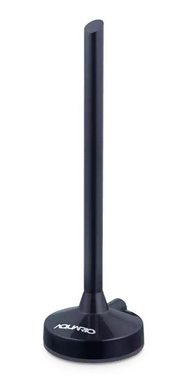 Antena Interna 5 Em 1 Para Tv - Base Magnetica