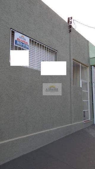 Casa Próximo Av. Nove De Julho - Ca0246