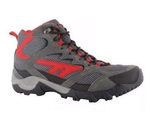 Zapatilla Hitec Aguda Wp Waterproof Trekkiing Impermeable