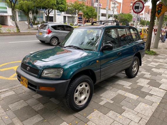 Toyota Rav4 Mt 2.0 4x4
