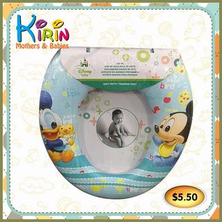 Kirin Reductor Para Inodoro Entrenador Disney Niños Bebé