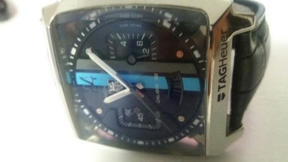 Relógio Tag Heuer Mônaco Edição Limitada Calibre 36